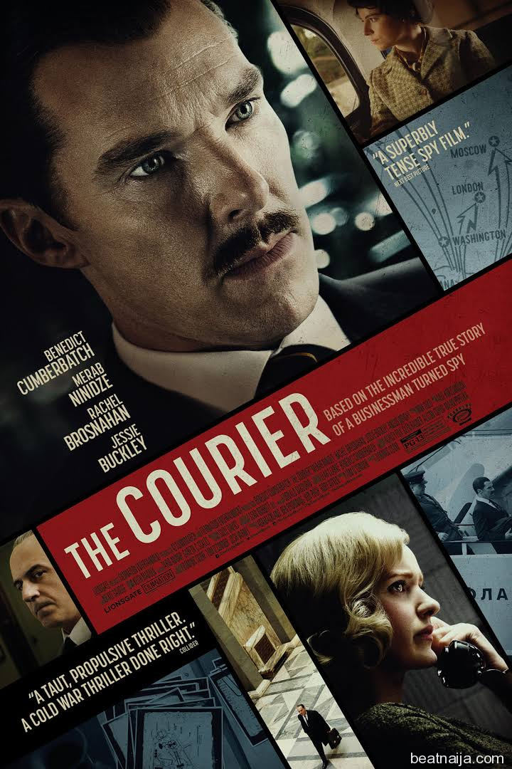 SUBTITLE: The Courier (2021) Full Movie