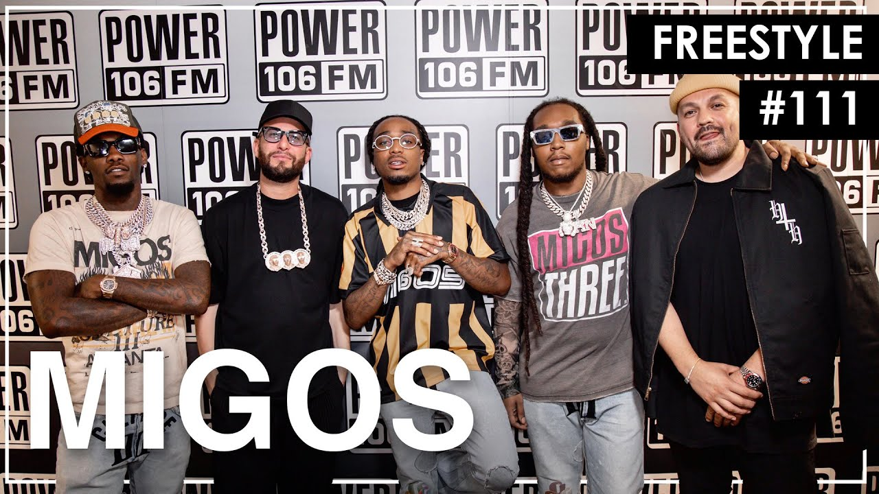 Migos –l.a. Leakers Freestyle
