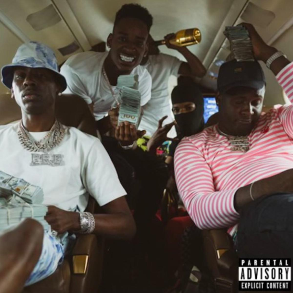 Young Dolph –  Nothing To Me Feat. Snupe Bandz & Paper Route Woo