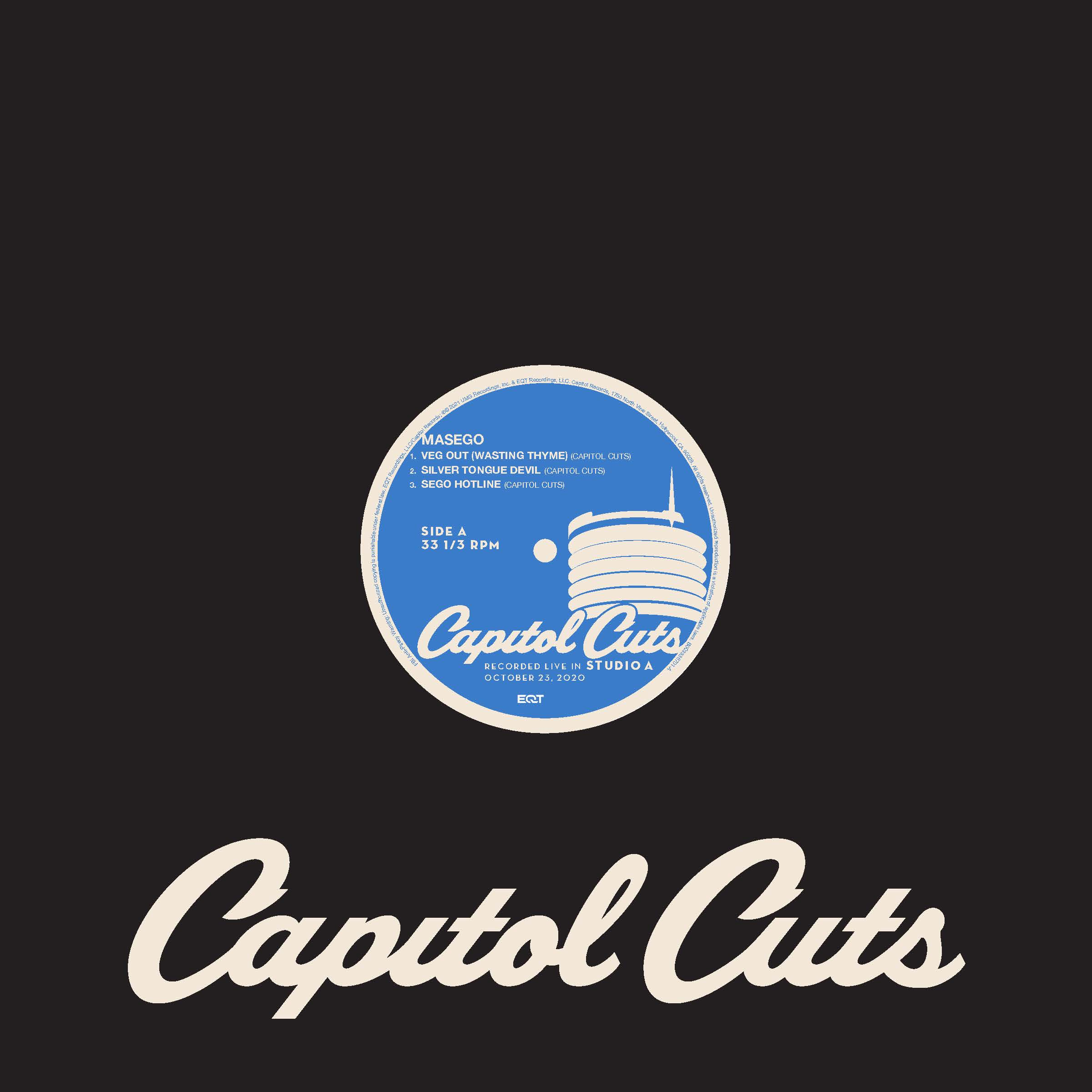 Masego – Just A Little (live From Capitol Studio A, Presented By Genesis Gv80)