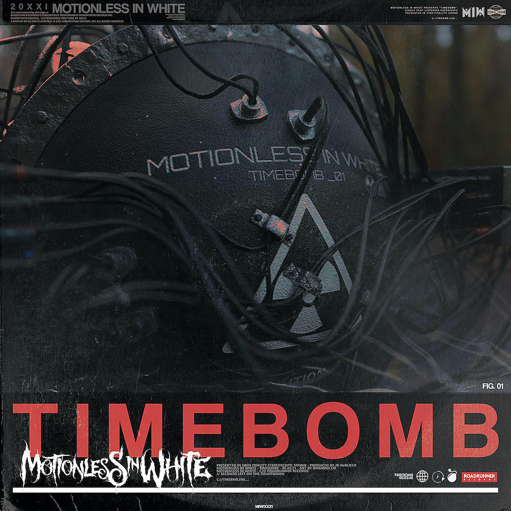 Motionless In White – Timebomb