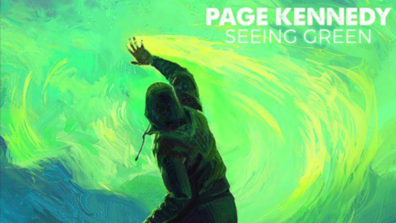 Page Kennedy – Seeing Green (freestyle)