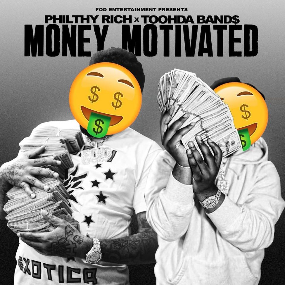 Philthy Rich & Toohda Band$ Ft. Visa, Skinny T, Lil Tray & Lil Steve – Hold It Up