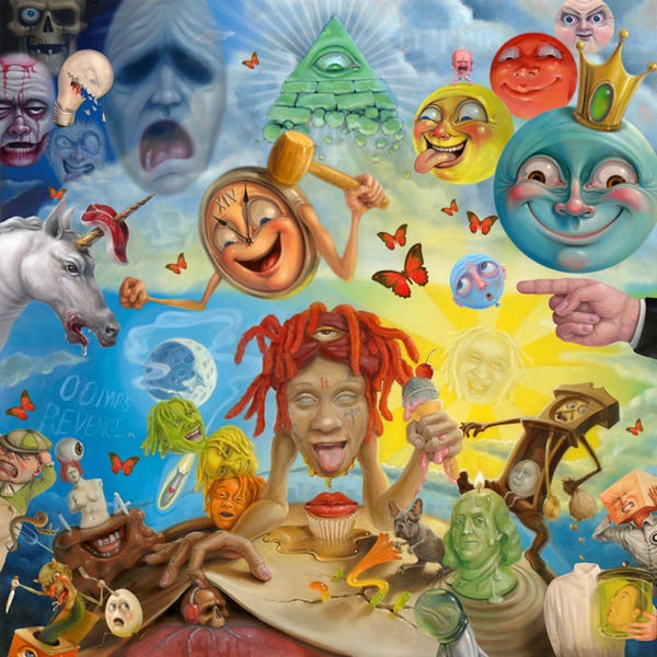 Trippie Redd – Forever Ever (feat. Young Thug & Reese Laflare)