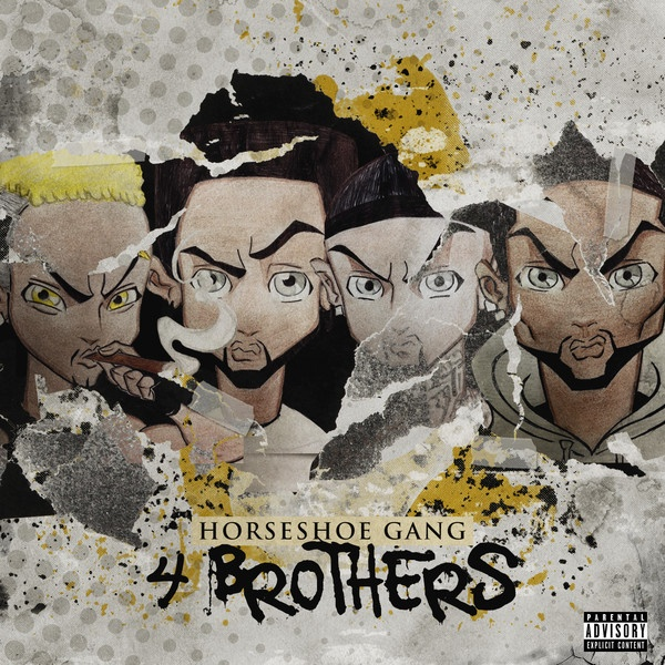 MP3: Horseshoe Gang – What Is the Matter With Dice
