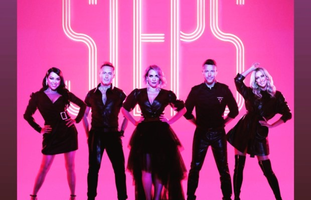 Steps – What The Future Holds (7th Heaven) Edit