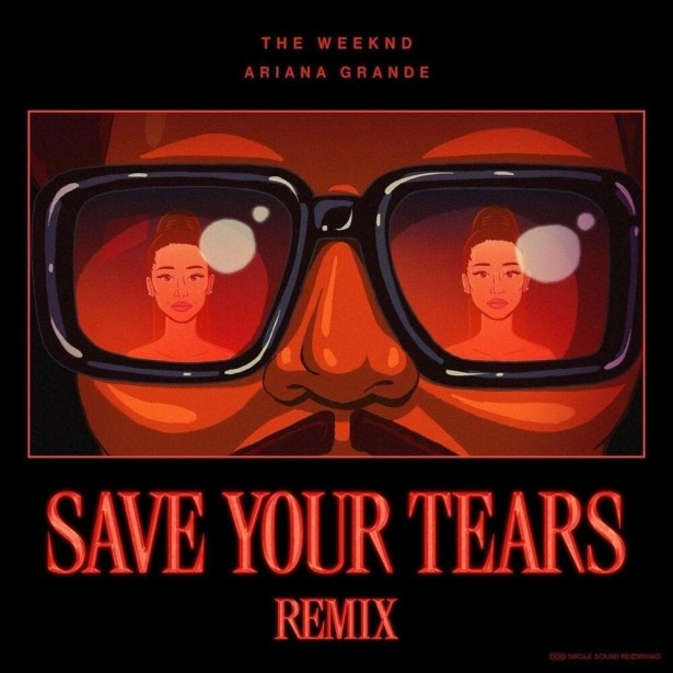 Photo of The Weeknd Ft. Ariana Grande – Save Your Tears Remix