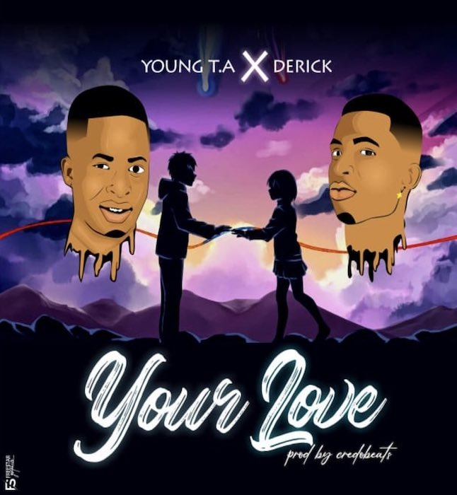Young T.a Ft. Derick – My Love
